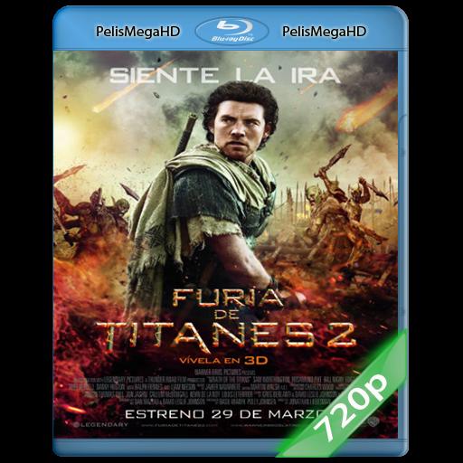 Furia de Titanes 2 (2012) 720P HD MKV ESPAÑOL LATINO