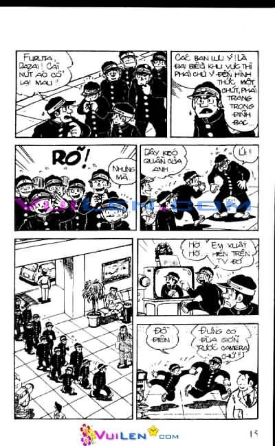 Jindodinho - Đường Dẫn Đến Khung Thành III  Tập 8 page 15 Congtruyen24h