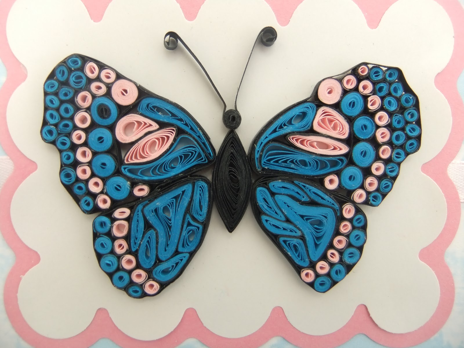 528 best quilling butterflies images on pinterest quilling ideas