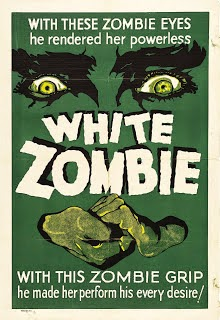 Band name inspiration of White Zombie - Victor Halperin - white_zombie_poster