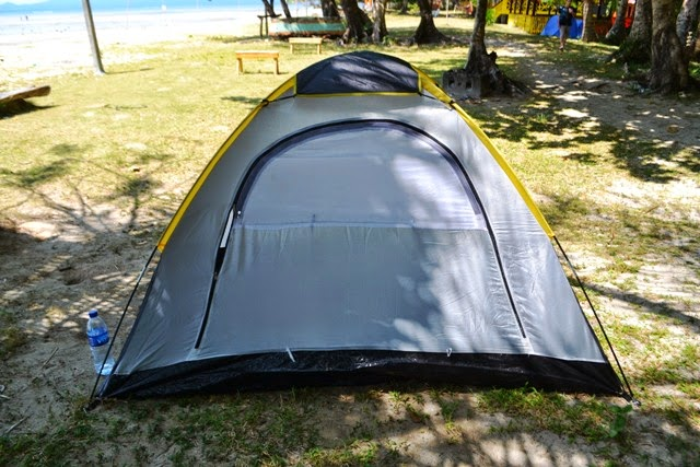 Iu0027ve been using my tent and sleeping bag for quite sometime now. They already saw a lot of beautiful places and exciting outdoor activities. & Travel Tropa: Camping Tent and Sleeping Bag for Travel Adventure