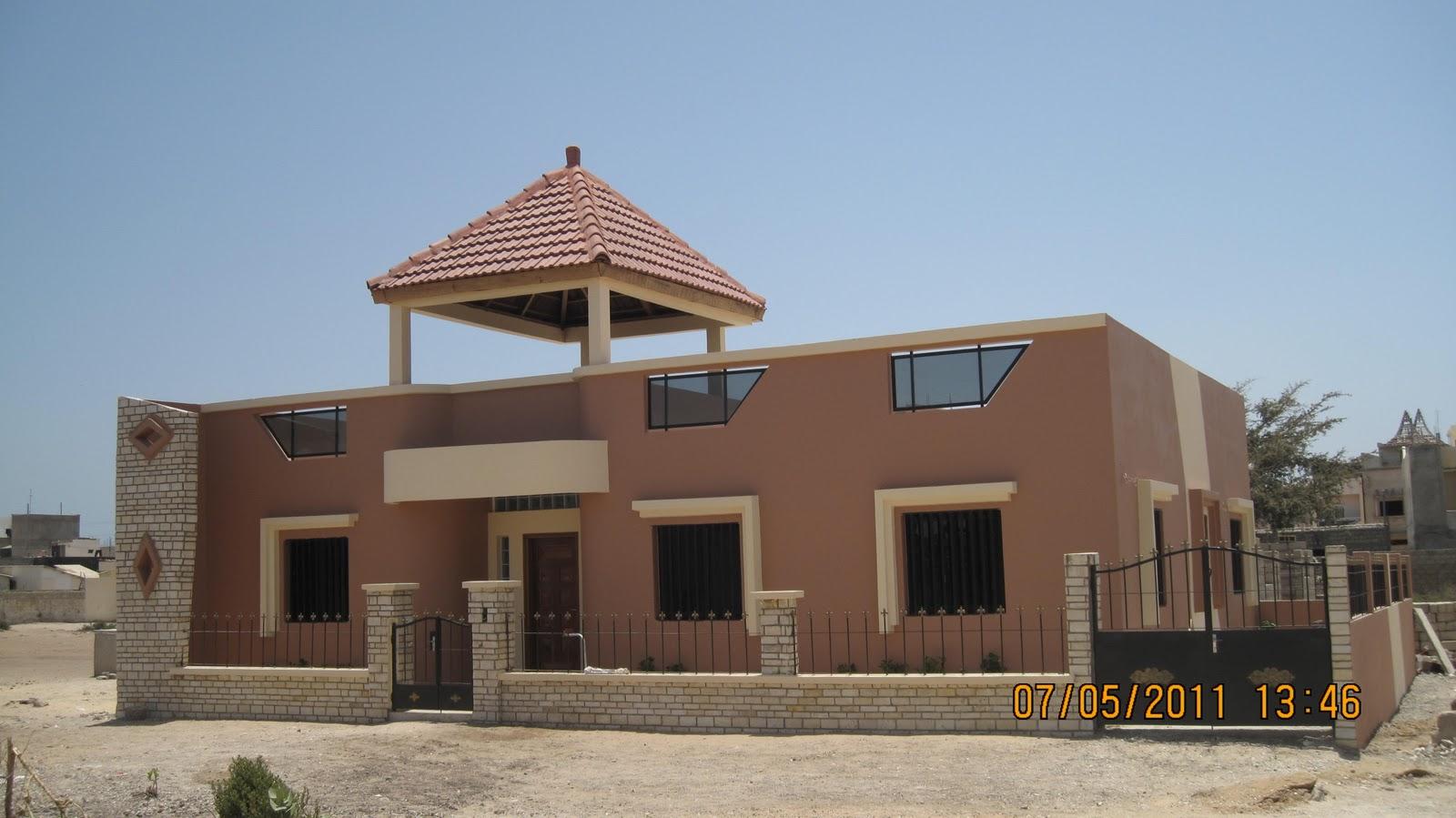 Villa vendre zac mbao prix f cfa pour 03 for Salon a vendre a dakar