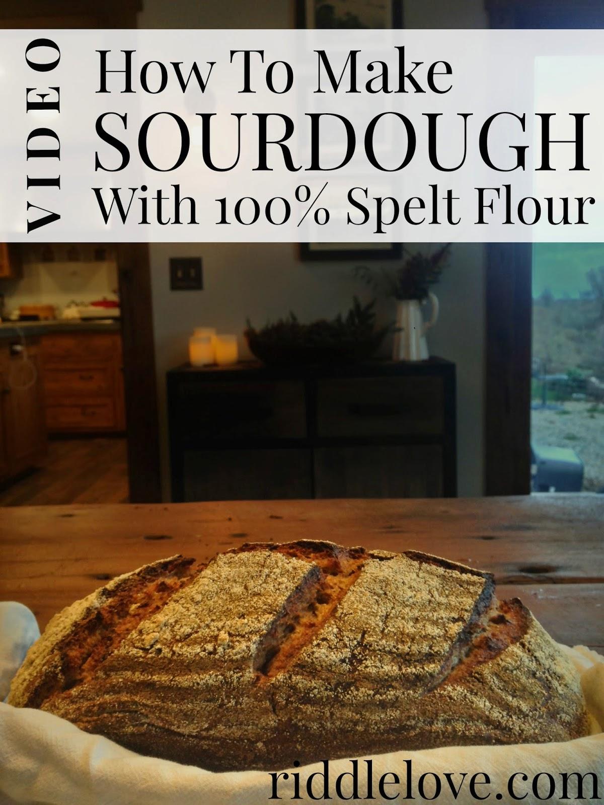 Make Sourdough Bread At Home
