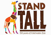 Stand Tall 50 years of Colchester Zoo