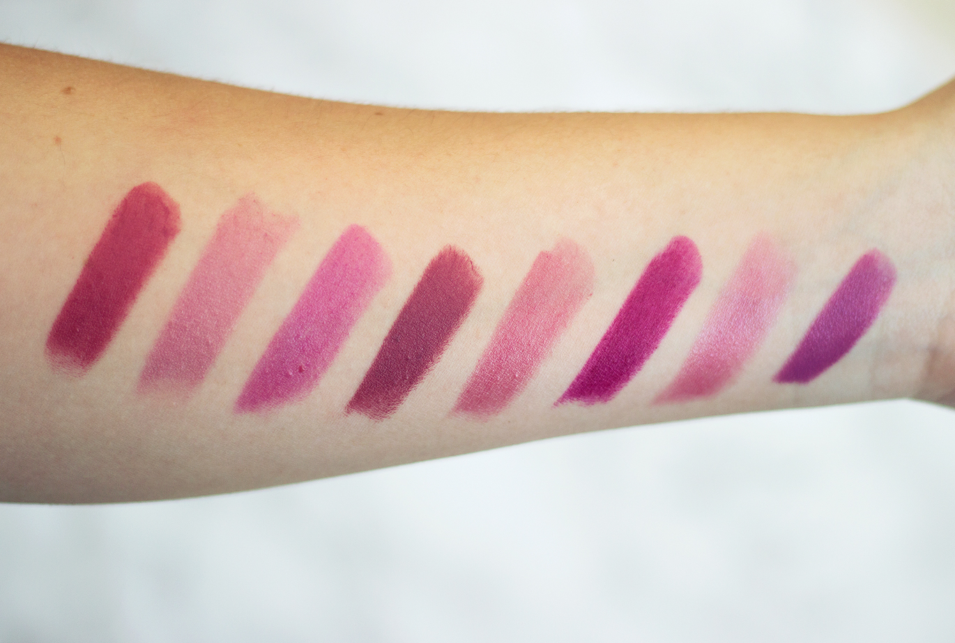 MAC Lipstick Collection: Berry and Purple Lipsticks and ...