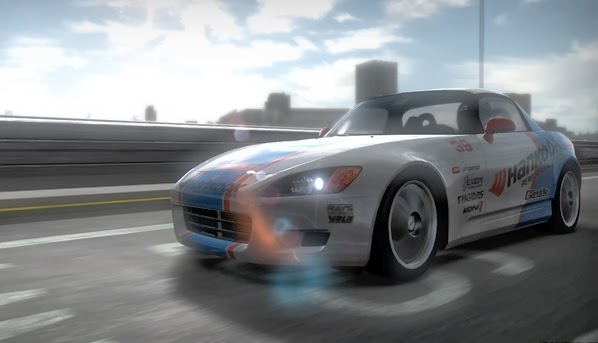Gameplay Need For Speed Shift