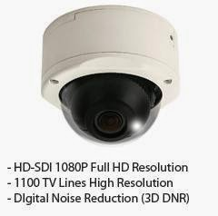 HD-SDI 1080P Full HD Resolution