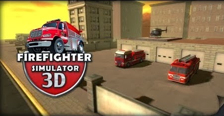 Firefighter Simulator 3D v1.2.0 Apk Mod [Unlimited XP]