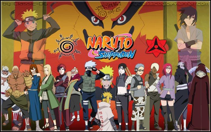 Naruto Shippuden Capitulo 300