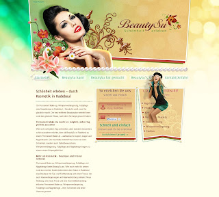 BeautySu Webseite von Bitskin