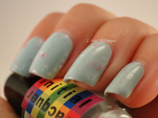 Initial Lacquer Neon Me