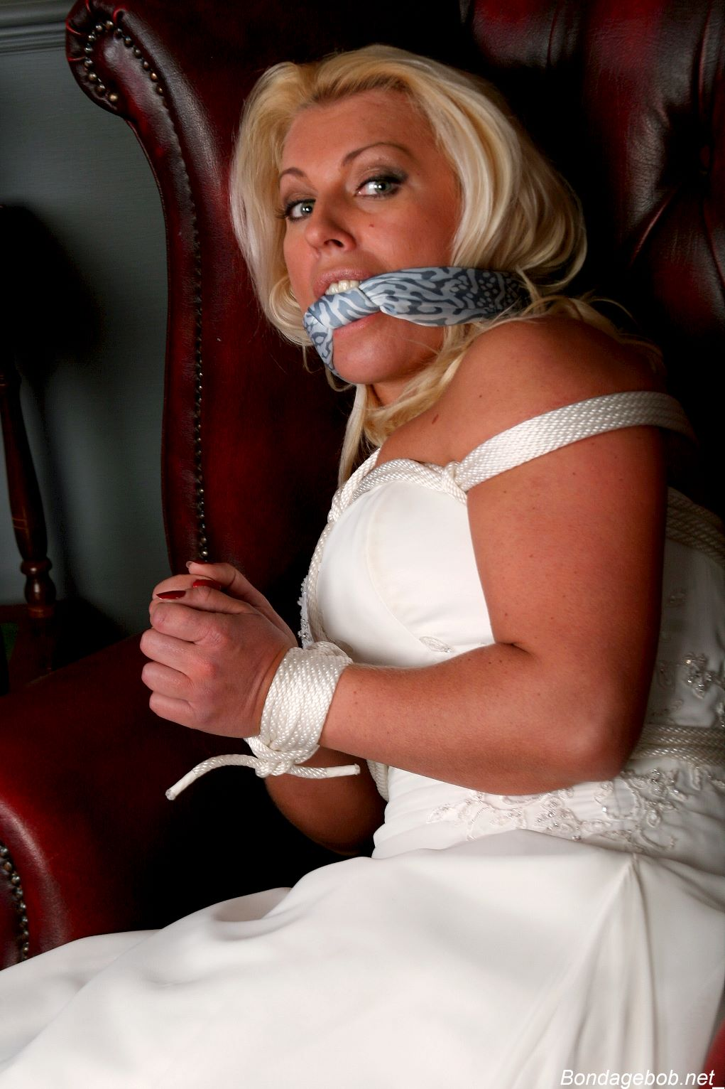 Christy - Your Ultimate Damsel: Some Cleave gags