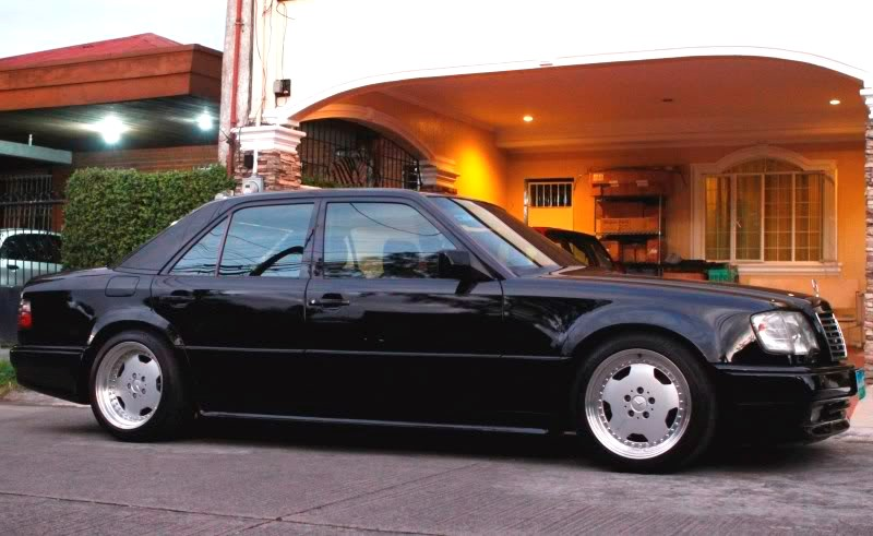 Mercedes benz w124 e60 amg benztuning for Mercedes benz w124 amg
