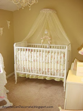 Baby Nursery for My Bestie - Under $500 Complete