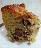 Resep cake apel lembut