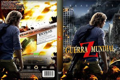 Capa do Dvd Guerra Mundial z Guerra Mundial z Dvd Capa Dvd