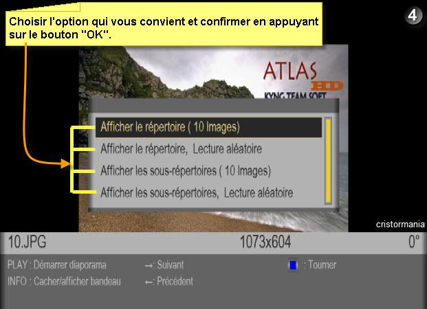 Diaporama Photos Sur L Atlas HD100