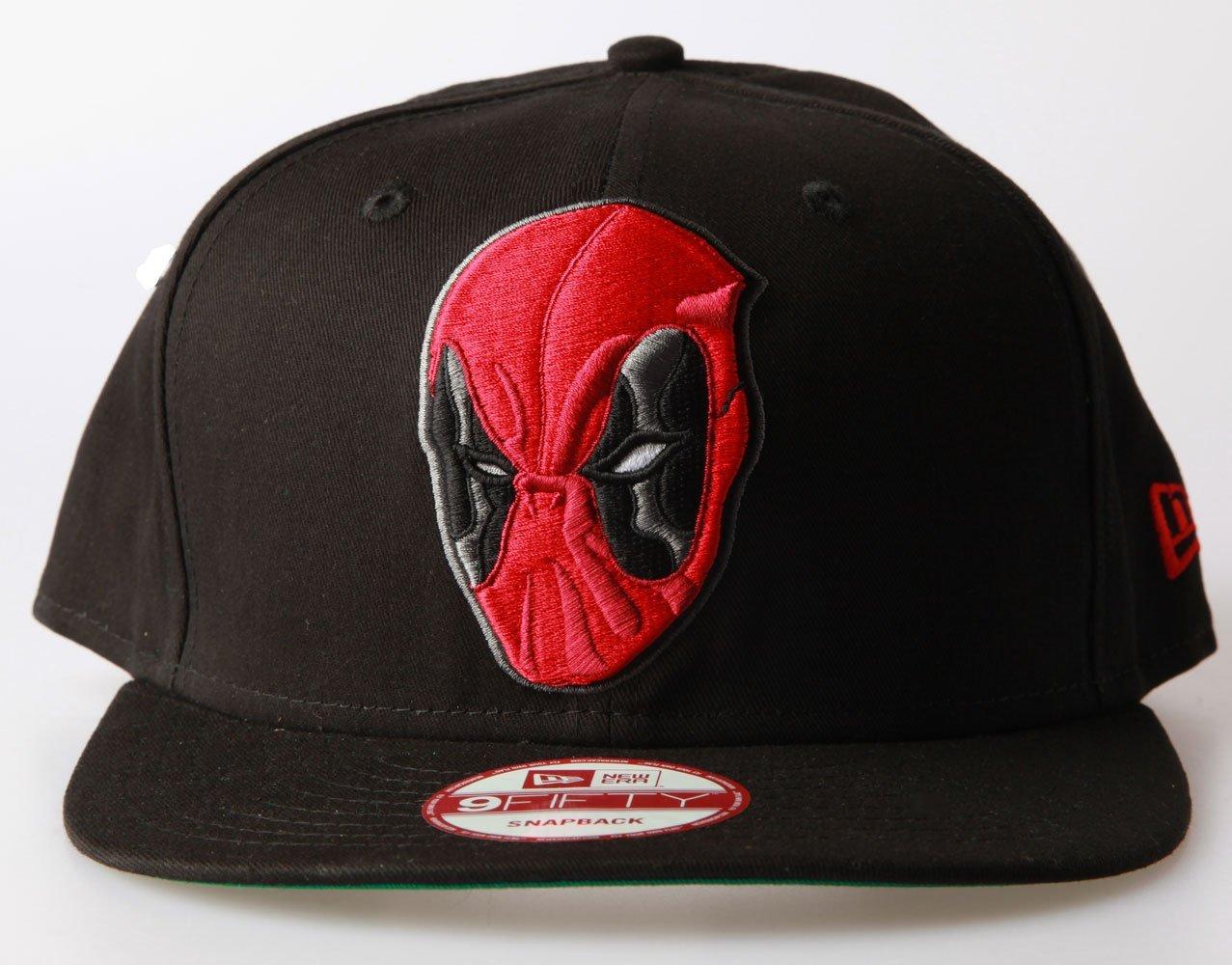 New Era 9Fifty Deadpool Cabesa Snapback Cap  5db73a02e2b