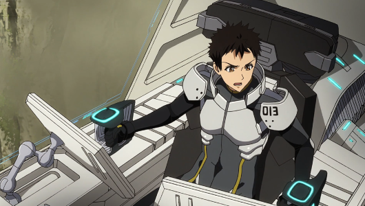 Recenzja anime Shirogane no Ishi: Argevollen (2014). Studio Xebec.