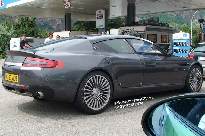 Cars Updates Aston Martin Rapide