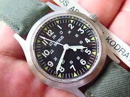 BENRUS MILITARY BOY SIZE - MANUAL WINDING
