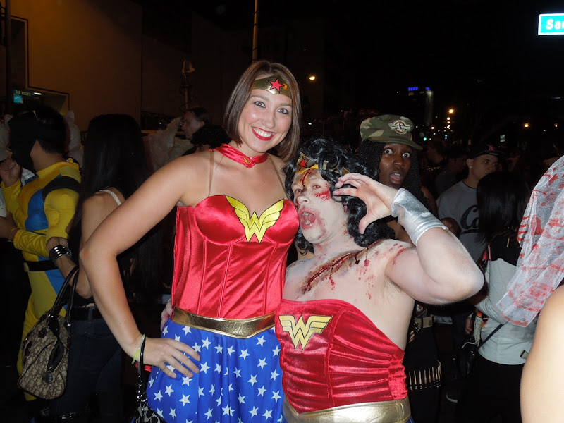 Wonder Woman West Hollywood Halloween Carnaval