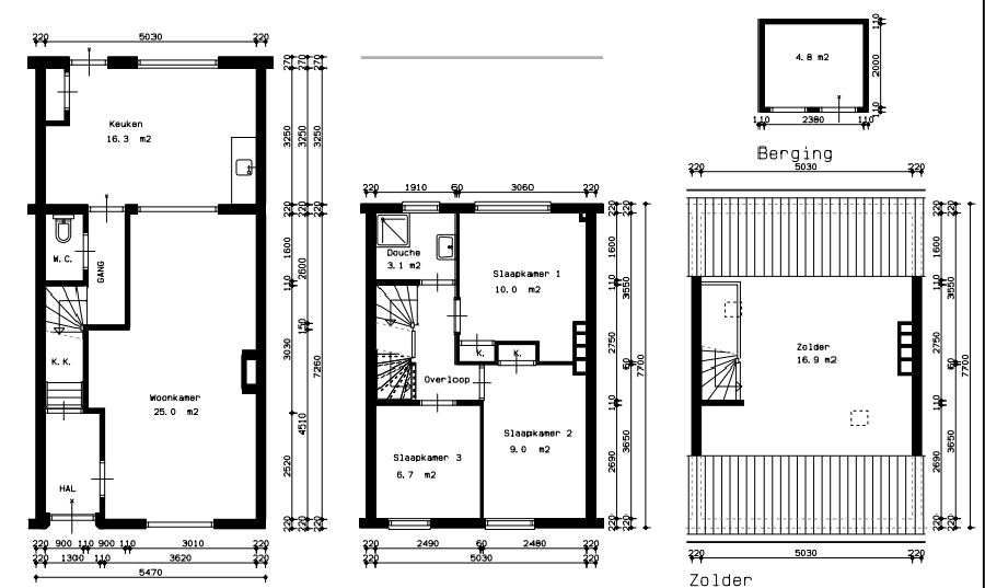 Huisje tony denise de plattegrond van ons huis for Plattegrond woning