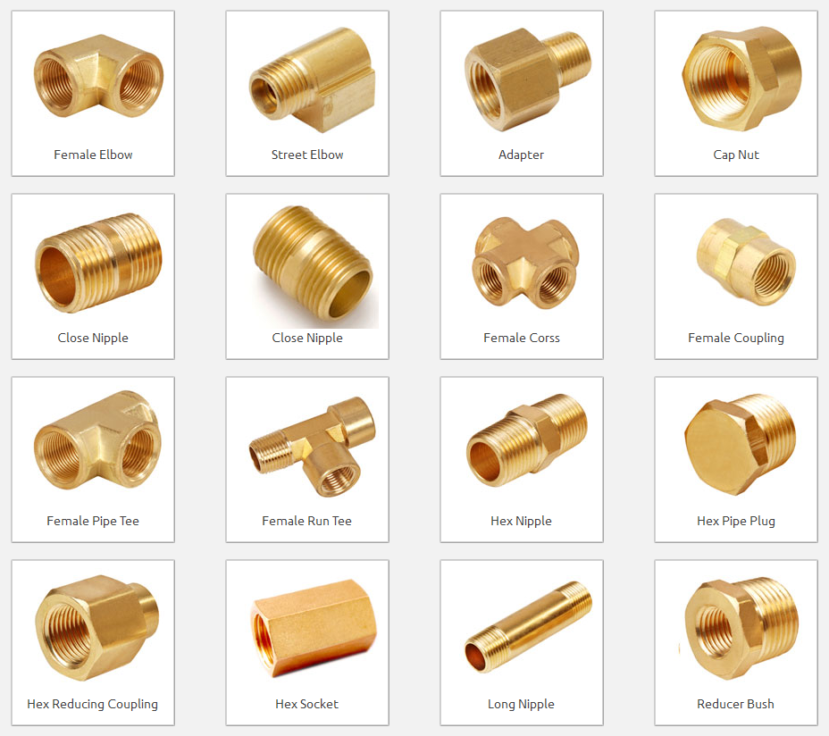 Brass metal products information are brass machine screw for Toilet fixtures and fittings