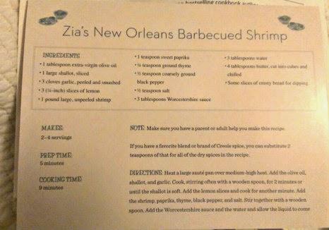 Recipe for Adventure NOLA BBQ Shrimp