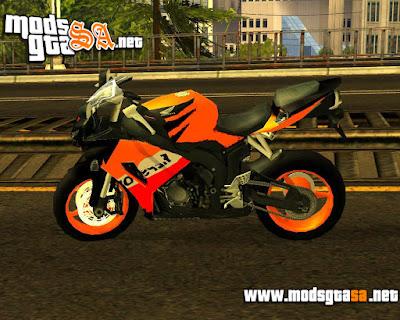 SA - HONDA CBR 1000RR Repsol