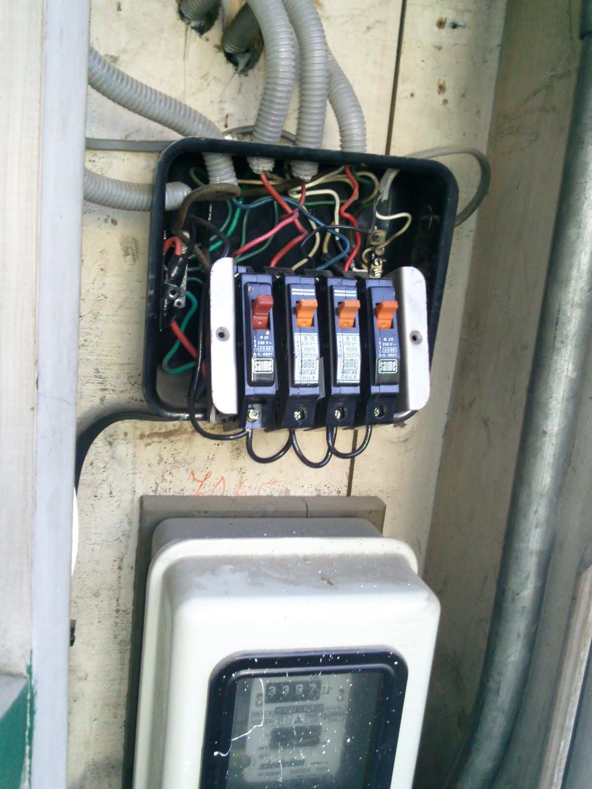 Electricista a domicilio dentro de todo santiago celular - Electricista a domicilio ...