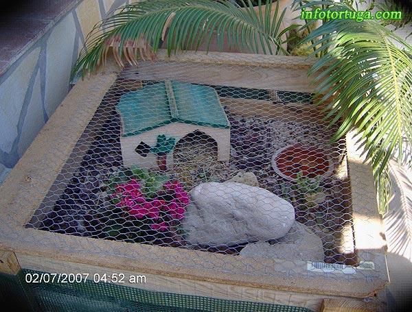 Estanque para casa for Estanque prefabricado tortugas