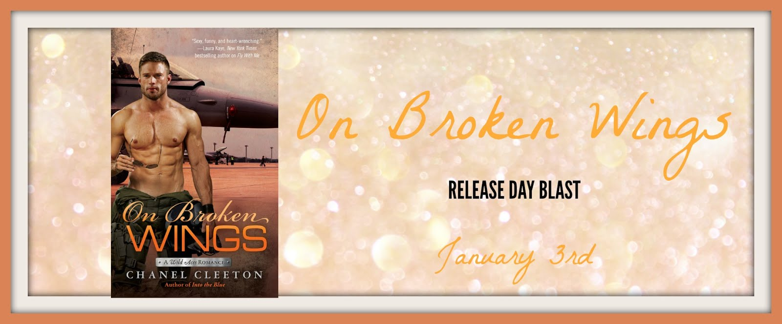 On Broken Wings Release Day Blast