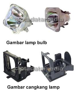 lampu infocus epson murah