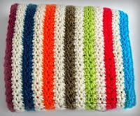 Free crochet pattern babys blanket