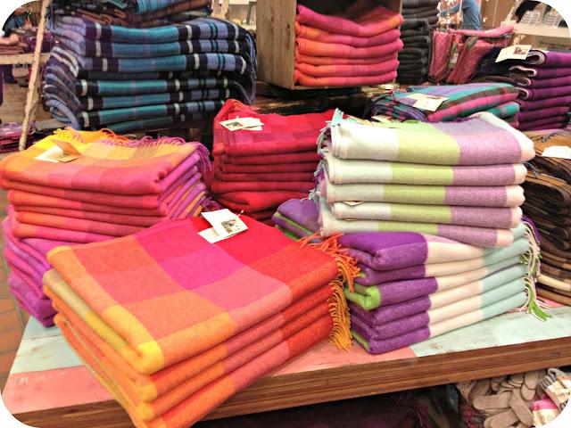 Avoca woollen blankets