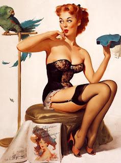 VINTAGE 50s PIN UP GIRLS: Vintage 50s Pn Ups Girls by ...