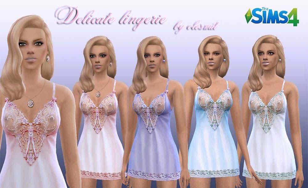 Модная Одежда Для Симс 4