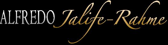 ALFREDO JALIFE RAHME