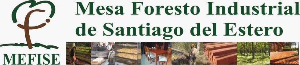 Mesa Foresto Industrial de Santiago del Estero