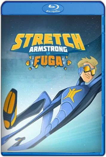Stretch Armstrong: La fuga [2018] [HD 1080p y 720p] [Latino] [MG+]