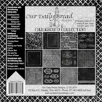 ODBD Chalkboard Collection Designer Paper Pack