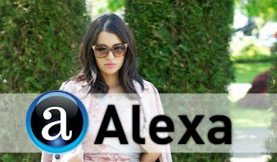 cara memasang alexa di blog