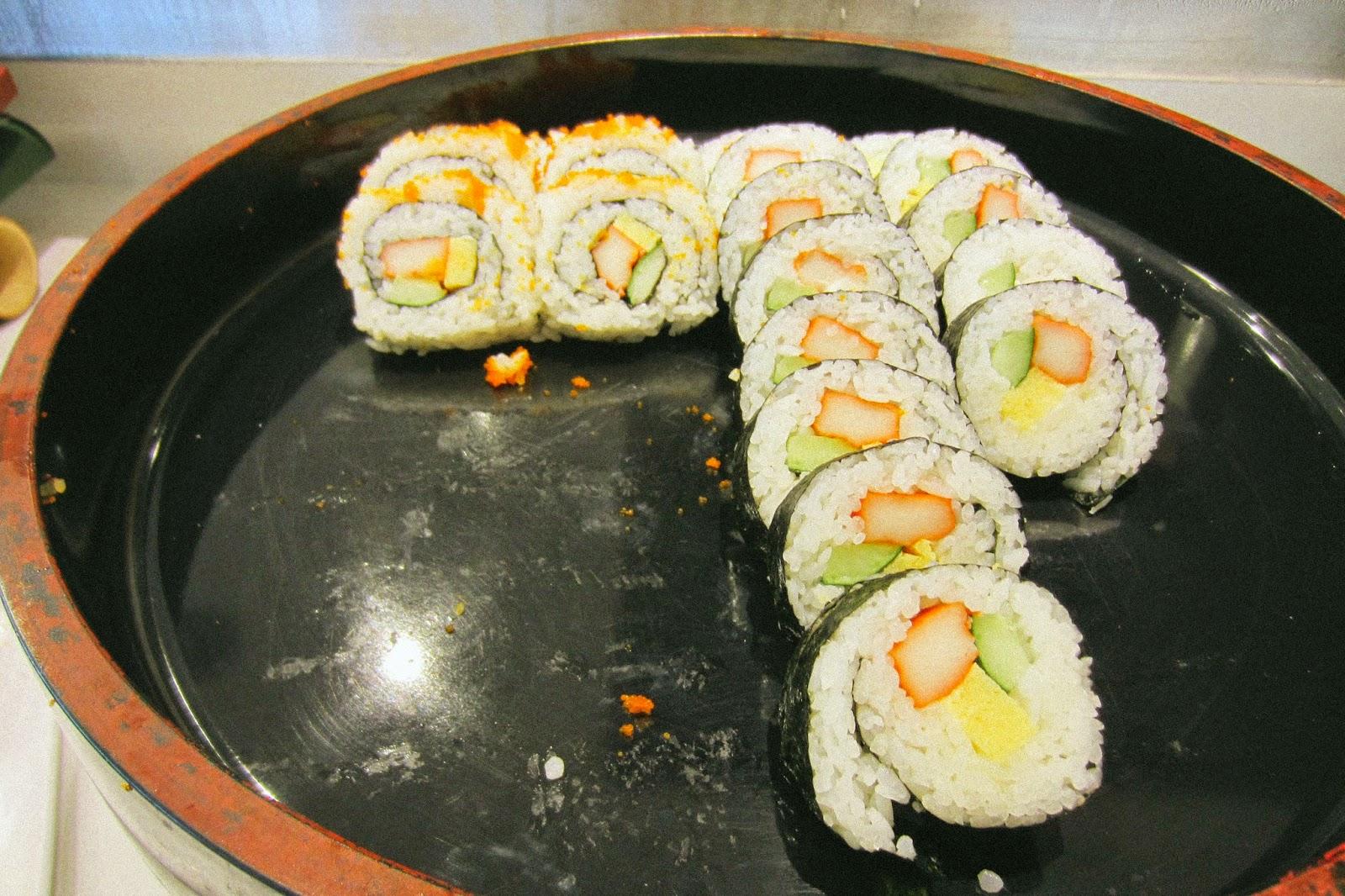 chiso zanmai menu sushi