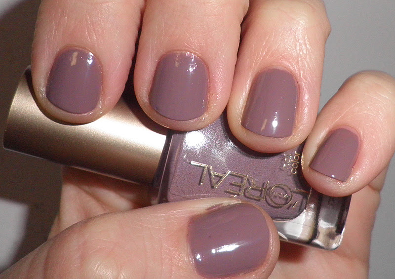 I swatch it, so you don\'t have to!: New L\'Oreal Nail Polish ...