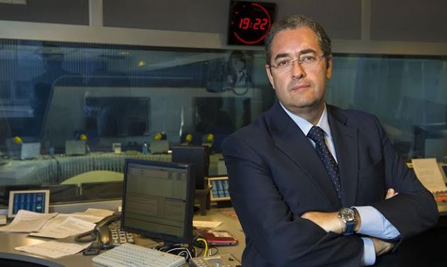 Antonio Hernandez Rodicio Nuevo Director Cadena SER