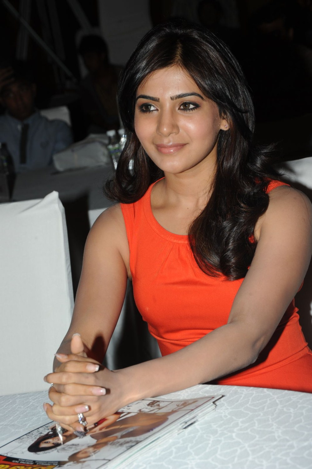 Samantha Pictures at Bangaru Kodipetta Telugu Movie Audio Launch  0040
