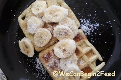 Healthful Gluten-Free Waffles