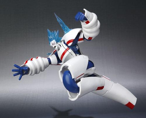 Robot Damashii Heroman review