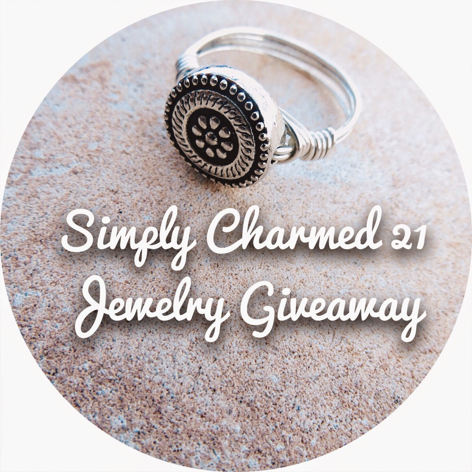 simply charmed 21, simply charmed 21, handmade jewelry, etsy, giveaway, contest, freebies, sweepstakes, freebie friday